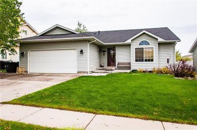 Billings Single Family Home For Sale: 1131 El Rancho