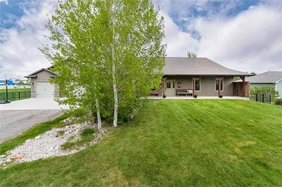 Billings Single Family Home For Sale: 9215 Kautzman Road
