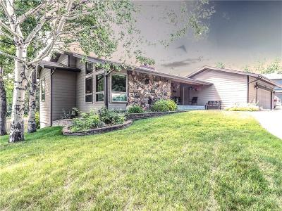 Billings Single Family Home For Sale: 3214 Lloyd Mangrum Lane