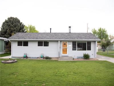 Billings Single Family Home For Sale: 2937 Miles Avenue