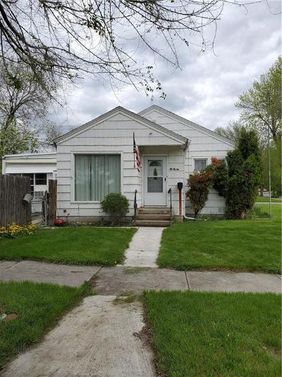 Laurel Single Family Home For Sale: 602 4th Avenue