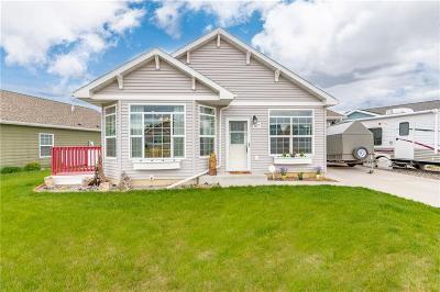 Billings Single Family Home For Sale: 1417 Twin Oaks Drive