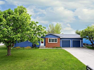 Billings Single Family Home For Sale: 454 Sahara Dr