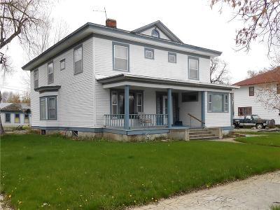 Single Family Home For Sale: 318 N 5th Ave