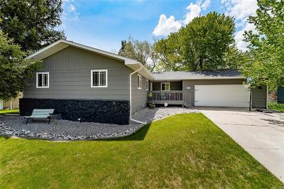 Billings Heights Single Family Home For Sale: 442 Indian Trail