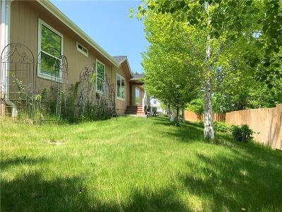 Bridger Single Family Home Contingency: 3 Cedar Lane