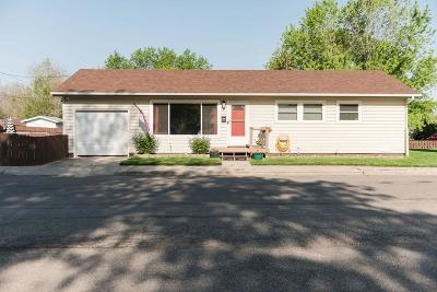 Single Family Home Contingency: 1204 Concord