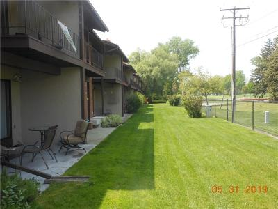 Billings Condo/Townhouse For Sale: 707 Beverly Hill Blvd.