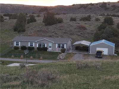 Single Family Home For Sale: 5625 Helfrick Road