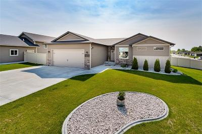 Billings Heights Single Family Home Contingency: 1546 Tania Circle