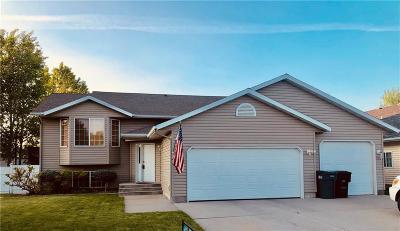 Single Family Home Contingency: 1215 Mossman Drive