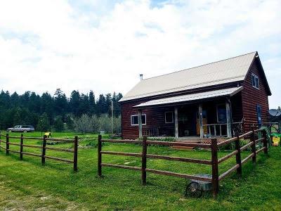 Single Family Home Contingency: 956 Fattig Creek Road