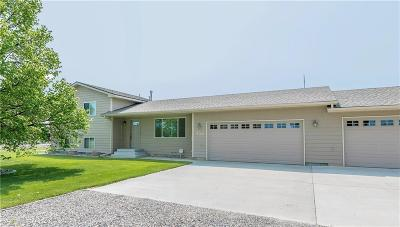 Billings MT Single Family Home Contingency: $279,000