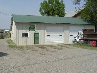 Billings Commercial For Sale: 1431 Old Hardin Road