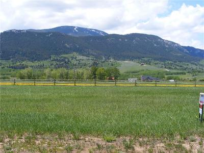 Red Lodge Residential Lots & Land For Sale: Lot 7 Big Sky Drive