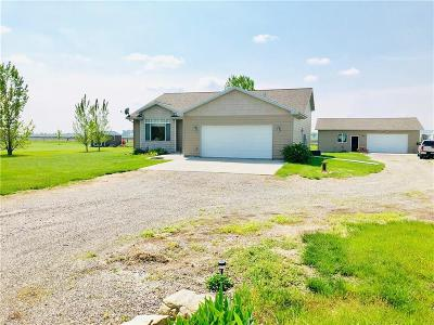 Single Family Home For Sale: 3220 Evening Star Road