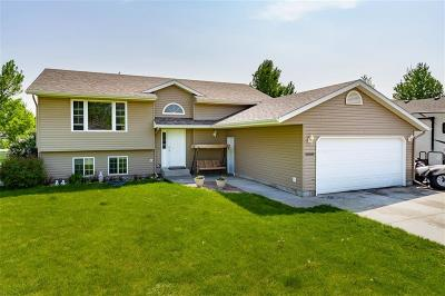 Single Family Home For Sale: 1222 Gardenia Drive