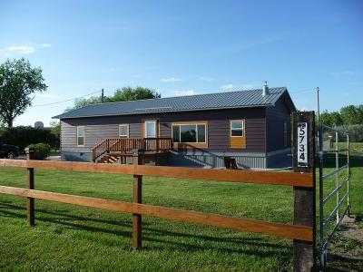 Shepherd Single Family Home Contingency: 5734 Homer Davis