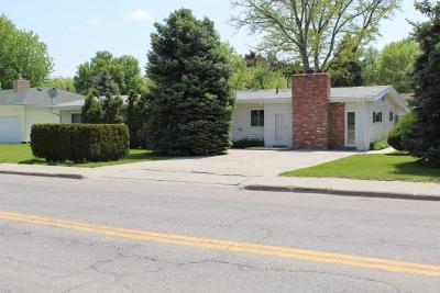 Single Family Home For Sale: 1040 Parkhill Drive