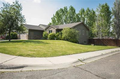 Billings Heights Single Family Home For Sale: 841 Adobe Dr
