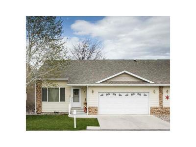 Billings Condo/Townhouse For Sale: 3121 New Hope Drive