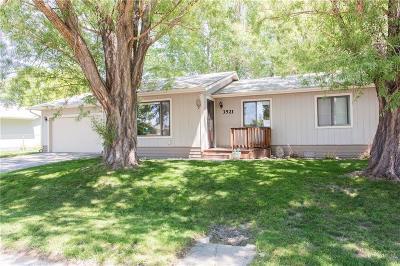 Billings Single Family Home For Sale: 3521 Granger Ave W