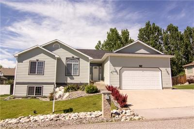 Yellowstone County Single Family Home Contingency: 3205 Rosemont Way