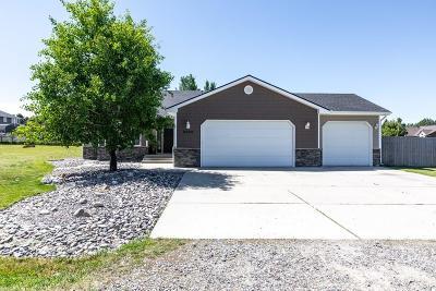 Billings Single Family Home For Sale: 5020 Cherokee Trail