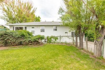 Billings Single Family Home For Sale: 821 Wicks Lane