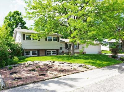 Billings Single Family Home Contingency: 520 Indian Trail