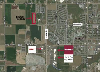 Billings Residential Lots & Land For Sale: 00 Bell Avenue