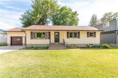 Billings Single Family Home Contingency: 2642 Wyoming Avenue