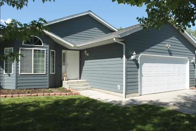 Single Family Home For Sale: 1203 Mossman Drive