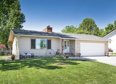Billings Single Family Home Contingency: 228 Ashley Court N