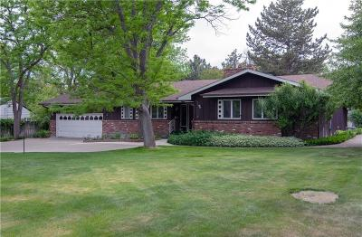 Billings Single Family Home For Sale: 819 Poly Dr