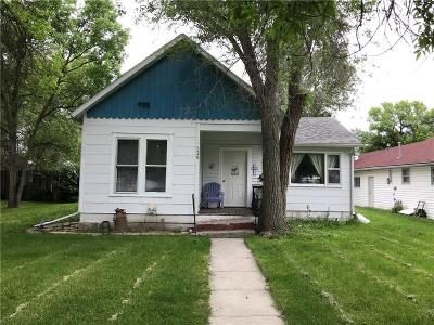 Columbus, Reed Point Single Family Home For Sale: 528 E 3rd Avenue N