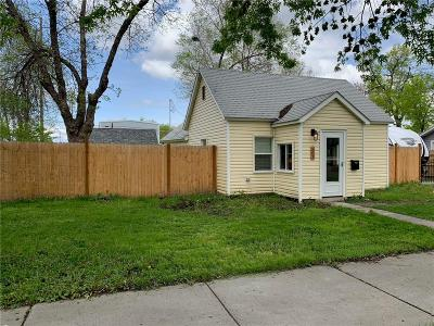 Single Family Home For Sale: 503 S 34th Street
