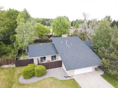 Billings Single Family Home For Sale: 3215 Ben Hogan Lane