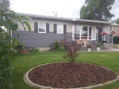 Billings Single Family Home For Sale: 1610 St. Johns Avenue