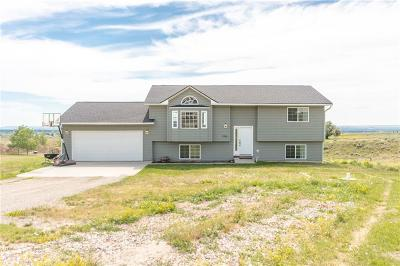 Single Family Home Contingency: 7710 Century Hills Road N