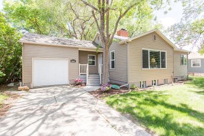 Billings Single Family Home Contingency: 2309 Meadowood Street