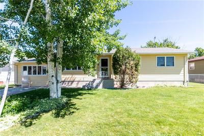 Billings Single Family Home For Sale: 2123 Miles Avenue