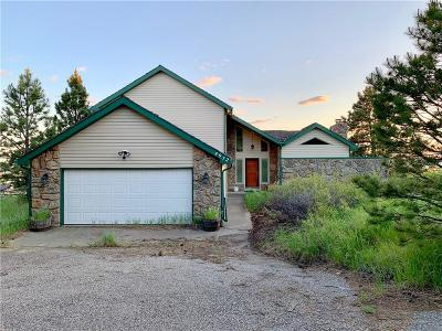 Indian Cliff, Indian Cliffs, Indian Cliffs Sub Single Family Home For Sale: 4952 Arapaho Trail