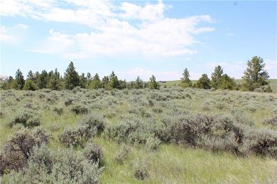 Billings Residential Lots & Land For Sale: Tbd Mountain View Rd