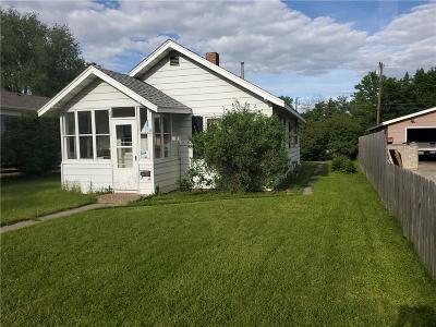 Billings Single Family Home For Sale: 27 Monroe Street