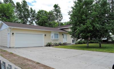 Billings Single Family Home For Sale: 1212 Steffanich Drive