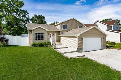 Billings Single Family Home Contingency: 2754 Riveroaks Dr