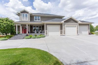 Billings Single Family Home For Sale: 5307 Blue Heron Drive