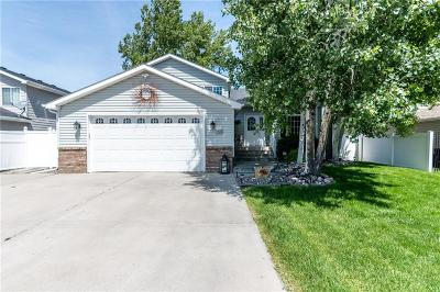 Billings Single Family Home For Sale: 3765 Glantz Dr