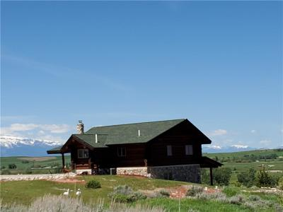 Red Lodge MT Single Family Home Contingency: $329,000
